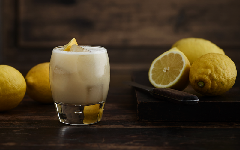Whiskey Sour drink