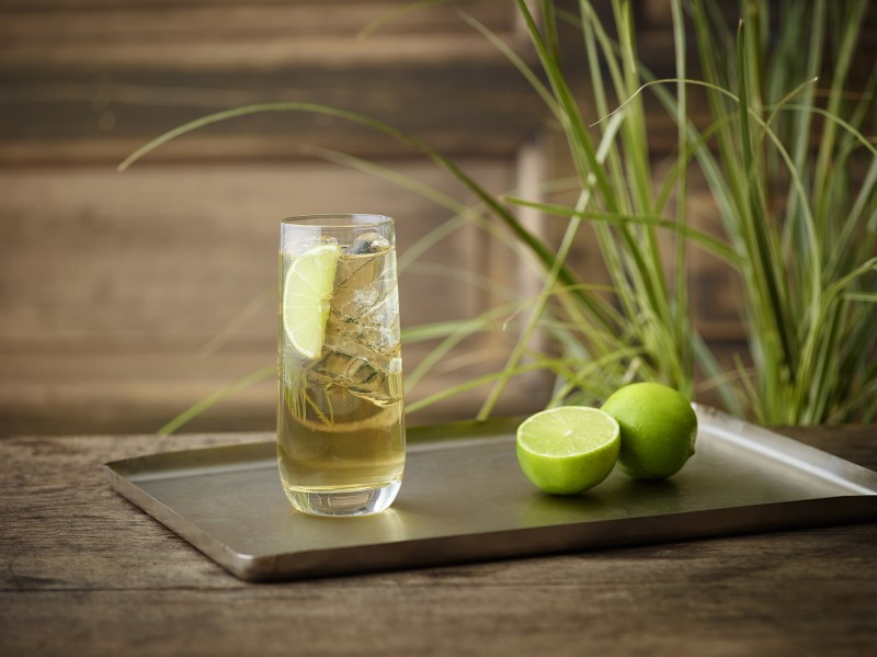 Tully Tonic drink